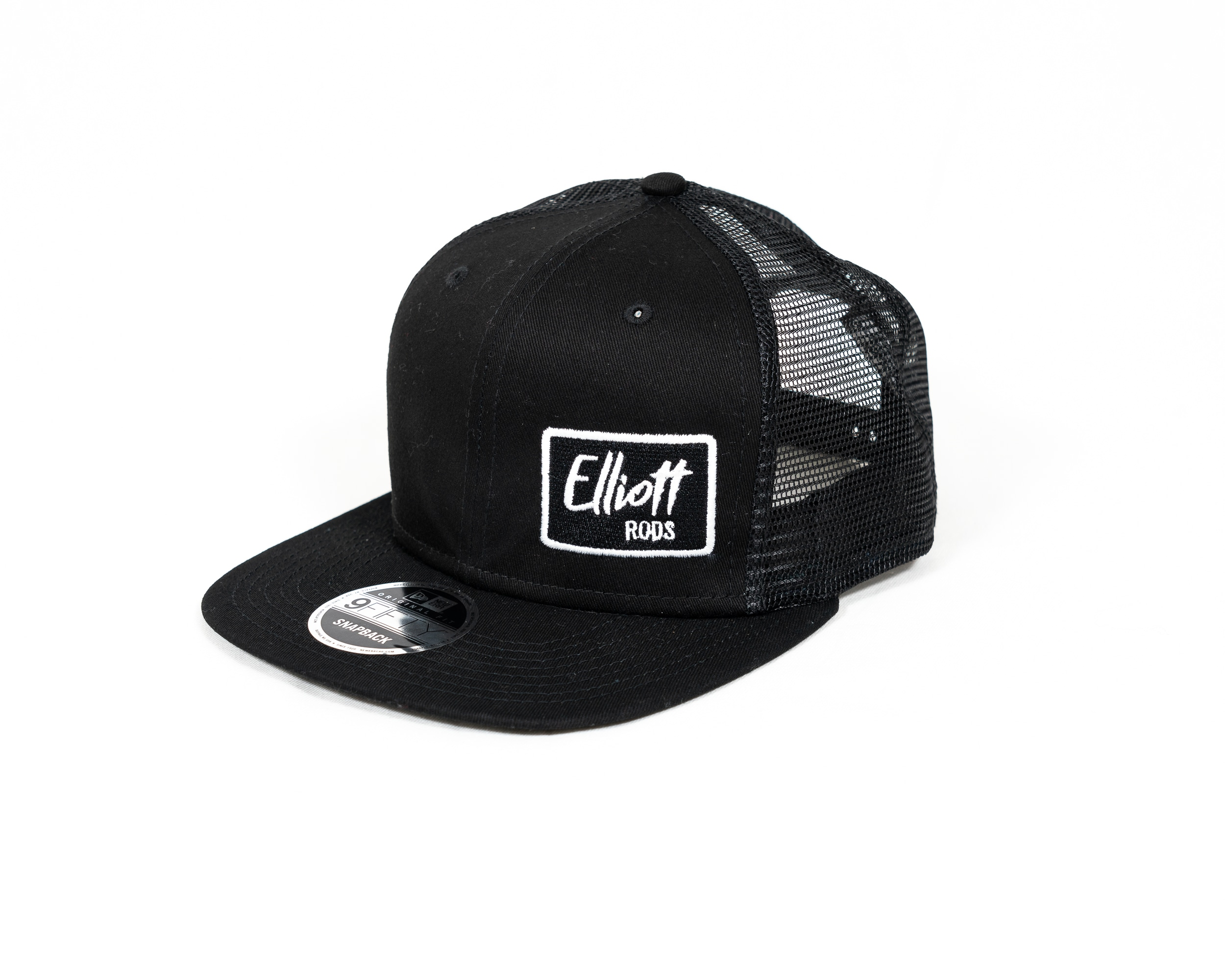 Elliott Rods 9fifty Snapback Hat
