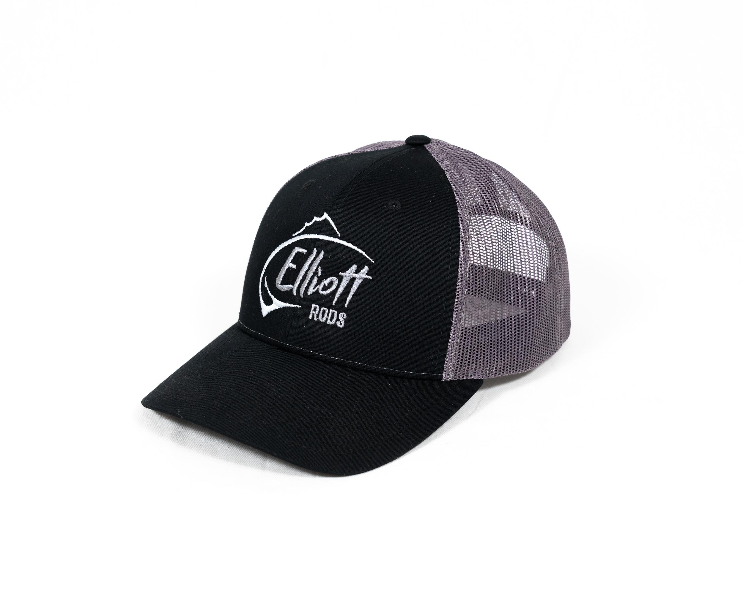 Elliott Logo Low-Pro Trucker Hat