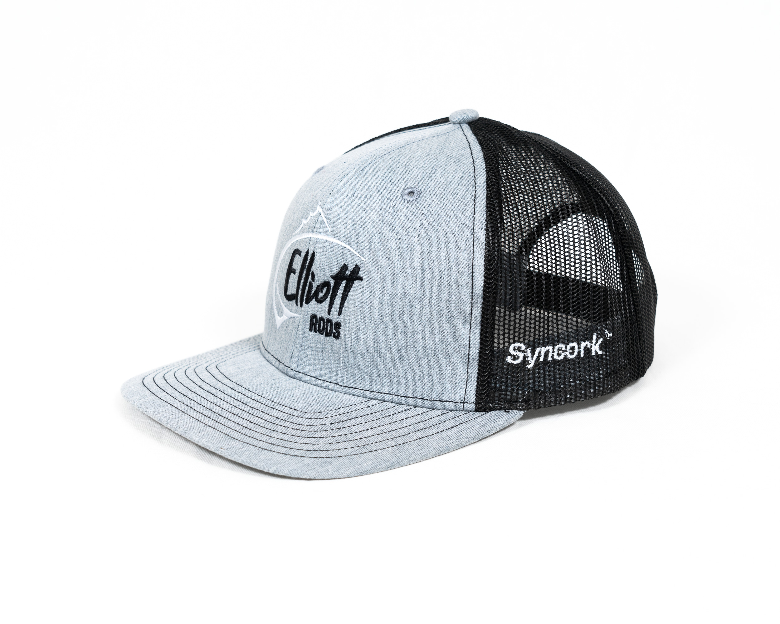 Elliott Logo Trucker Hat